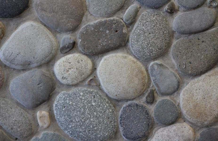 Tejo o piedra bola pires todo piedra for Pisos con piedras pequenas