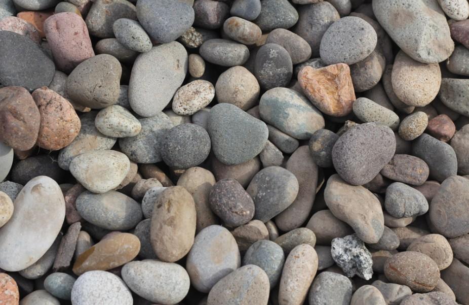 Granza de mendoza pires todo piedra for Piedras redondas blancas para jardin